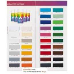 Akçalı Sprey Boya 400 ml Renk Seçiniz