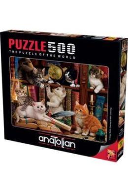 Puzzle 500 parça