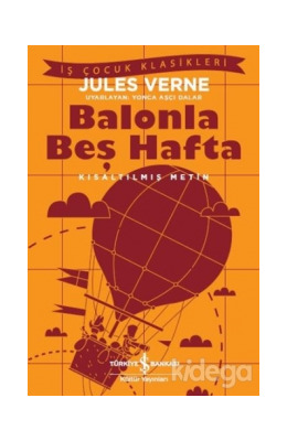 Balonla Beş Hafta, Jules Verne