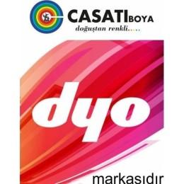 Dyo Casati Silikonlu Dış Cephe Boyası 15 Lt ( 22 Kg )