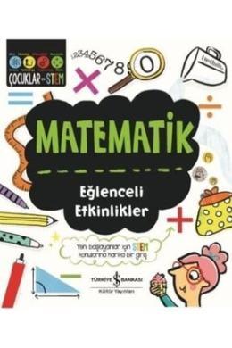 İş Bankası Kültür Yayınları Matematik / Eğlenceli Etkinlikler | Trendyol
