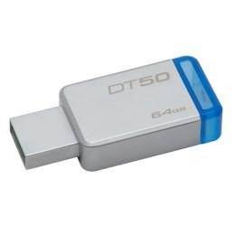 Kingston DataTraveler50 64GB USB 3.0 Bellek