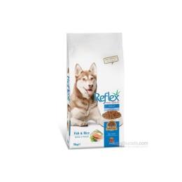 Reflex Dog Food Balıklı & Pirinçli Yetişkin Köpek Maması 15 Kg