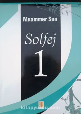 Solfej 1  -  Muammer Sun | kitapyurdu.com