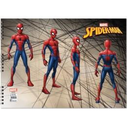 Spider 25*35 15 Yp.Resim Defteri